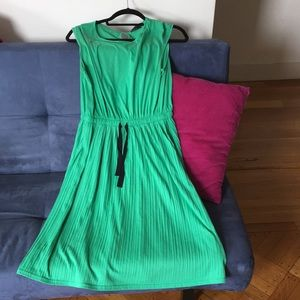 BCBG Green Medium Dress